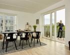Lejlighed Øverst beliggende 3-værelses i Lyngby