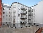 Lejlighed København K: 151 m² nyrenoveret lejlighed med altan.