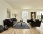 Lejlighed Bo centralt i Lyngby med plads til hele familien