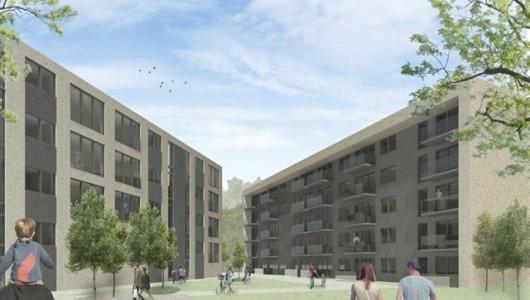 Lejlighed Skolegade, 102 m2, 3 værelser, 7.600 kr.