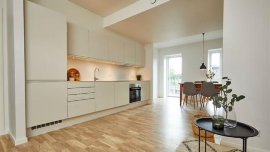 Lejlighed 4 værelses lejlighed på 95 m2