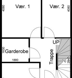 Byttebolig Rækkehus i Søborg byttes med bolig i Gentofte kommune