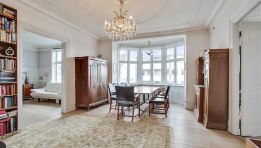 Lejlighed Skøn lejlighed på Frederiksberg C - kun til Expats