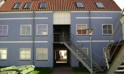 Lejlighed 2 vær. ungdomsbolig i Aabenraa