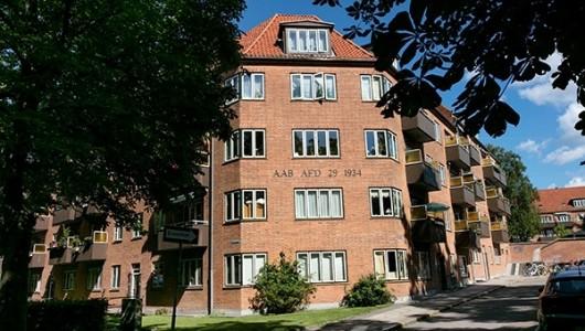 Byttebolig 2 værelses lejlighed i rolige omgivelser i Brønshøj