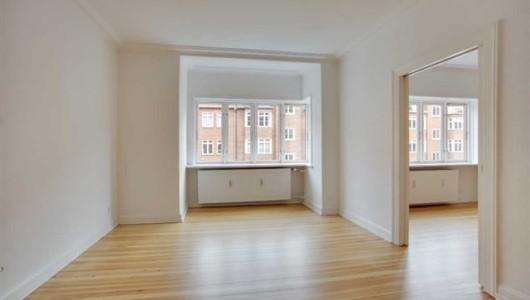 Lejlighed 3 vær. lejlighed på Frederiksbjerg