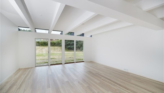 Hus/villa 4 værelses rækkehus i naturskønne omgivelser
