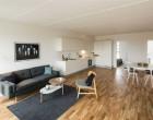 Lejlighed 4-værelses stuelejlighed med optimal planløsning