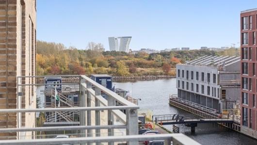 Lejlighed Bo GRATIS de næste 3 måneder - Delevenlig 2-plans lejlighed på Teglholmen!