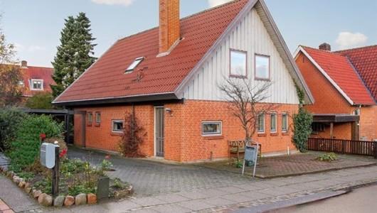 Hus/villa Lejebolig med forkøbsret