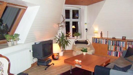Lejlighed Lejlighed på Nørreport i Aabenraa