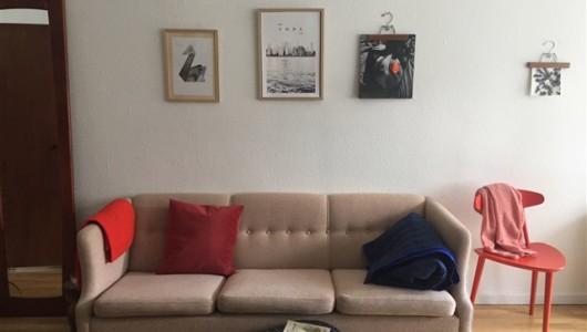Lejlighed Lejlighed til leje i det hyggelige Stefansgadekvarter tæt på caféer og grønne områder