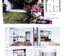 Lejlighed Lille 2-værelsers m. egen have