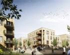 Lejlighed Ny fireværelses med altan/terrasse