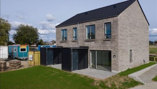 Lejlighed Nybygget rækkehus på 97 m2 i Tyrsted.