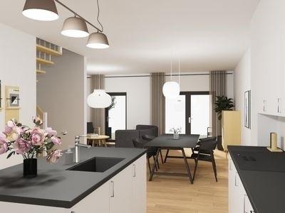 Hus/villa Nyopførte rækkehuse i Herning centrum
