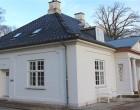Hus/villa Pavillon ved Næsseslottet, med fantastisk udsigt til Furesøen