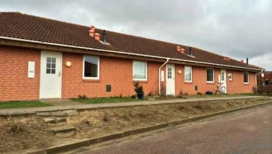Hus/villa Rækkehus med egen have