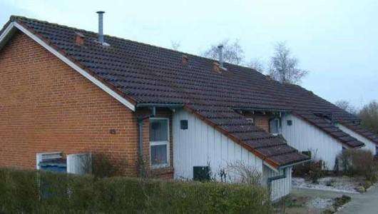 Hus/villa Ældrevenligt rækkehus i skønne omgivelser