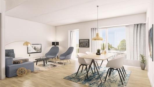 Hus/villa 125 m2 hus/villa med altan/terrasse