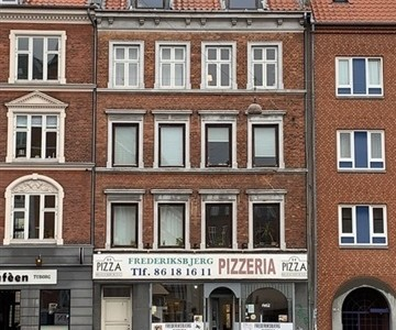 Lejlighed Aarhus C / Frederiksbjerg. FR ALLE . super beliggende. 3 Vær