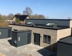 Lejlighed Arkitekttegnet 2-plans rækkehus med udsigt til Aarhus bugten