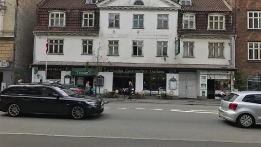 Lejlighed Central Frederiksberg