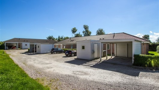 Hus/villa Dejlige rækkehuse i Haslund
