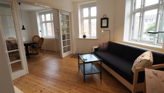 Lejlighed Lejlighed på Ruthsvej i Hellerup