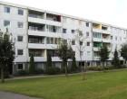 Lejlighed NEDSAT husleje for en skøn stor 2 værelses lejlighed med altan