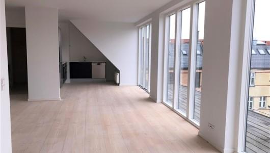 Lejlighed Nybygget lejlighed på Frederiksberg