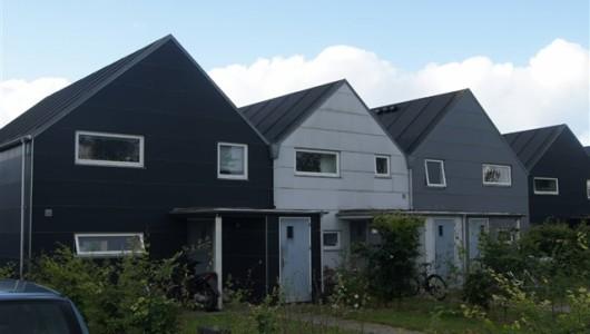 Hus/villa Rækkehus med have