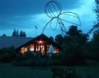 Sommerhus Stille og roligt område i Nordsjælland med sommerhuse. Mange er lejet ud for vinteren. Gå afstand til tog og bus