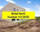 Hus/villa Tusindfryd, 132 m2, 5 værelser, 9.980 kr.